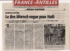 France Antilles 21/22 avril 2012